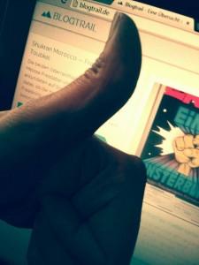 Unsere Empfehlung: Blogtrails - finden wir richtig gut!