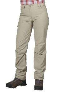"""Leichte, helle Hosen mit langen Beinen bieten Schutz vor Zecken. (Hier: Damen-Hose """"Coryn"""". Ein Klick aufs Bild führt in den Online-Shop.)"""