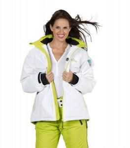 Skijacke GLORY für Damen. KLick aufs Bild führt in den Shop.