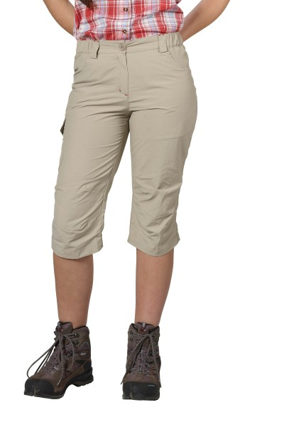 Damen ¾ Outdoorhose Chiara mit vielen Taschen von Fifty Five