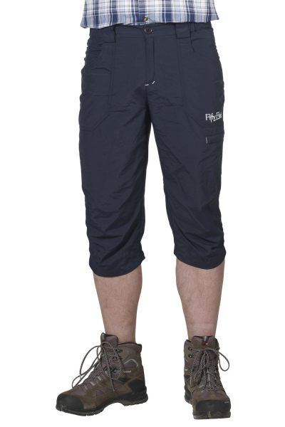 Herren Wanderhose Bill von Fifty Five in Navy