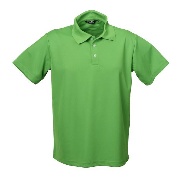 Funktions Poloshirt für Herren von Fifty Five in Grün