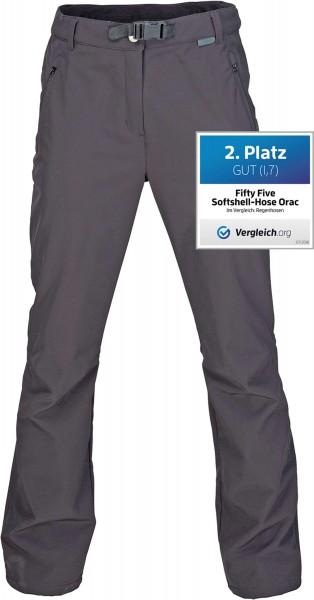 """Softshellhose für Damen """"Orac"""" von Fifty Five in Schwarz"""