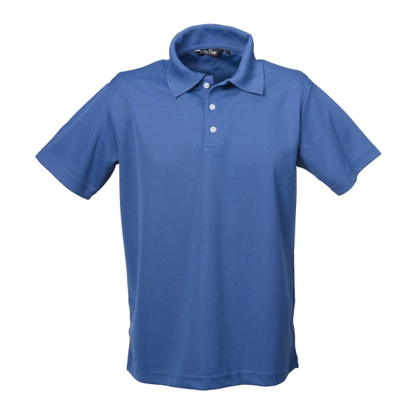 Funktions Poloshirt für Herren von Fifty Five in Blau