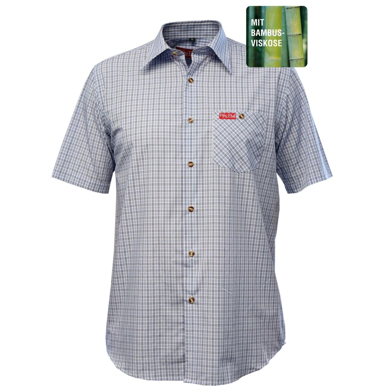 uk availability 42296 165b0 Herren Wanderhemd aus Bambus-Viskose