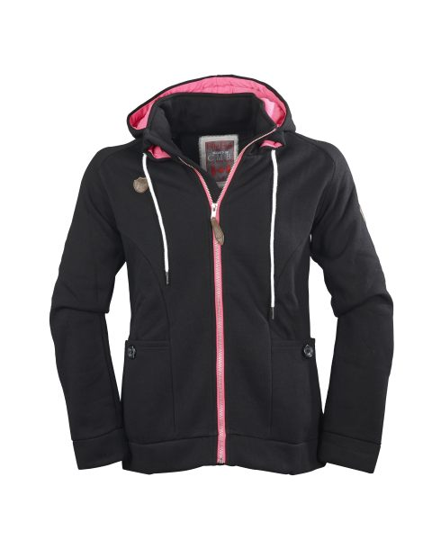 Fifty Five Damen Sweatjacke Mac Leod